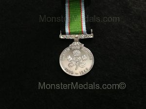 MINIATURE BATTLE FOR BRITAIN MEDAL (COMMEMORATIVE)